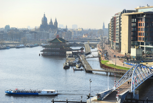 AMS: Amsterdam gets Living Lab for circular cities