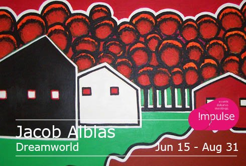 Expositie Jacob Alblas: Dreamworld