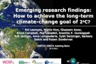 Rik Leemans presented latest insights at the UNFCCC-SBSTA research dialogue