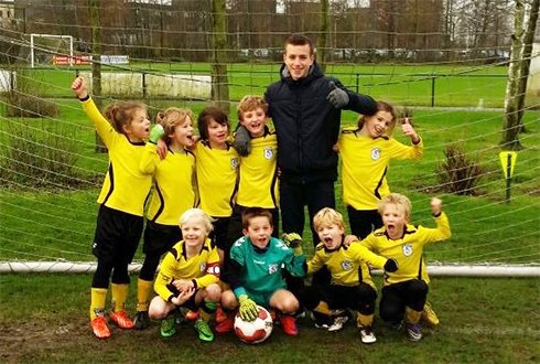 Sportvereniging SDOB doet mee aan Fruit4Sports