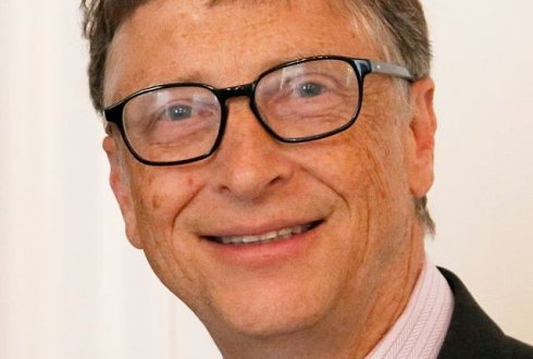 Studenten Wageningen University bevragen Bill Gates bij College Tour