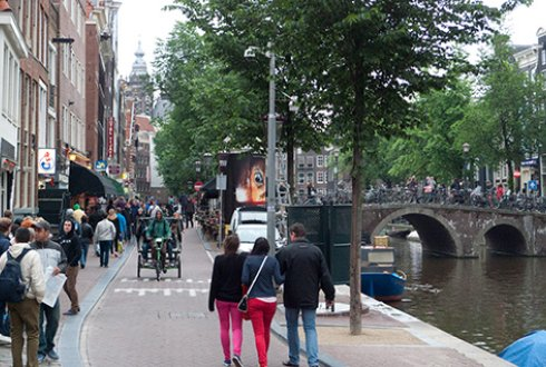 Summer in Amsterdam, finding the hottest and coolest spots in this city