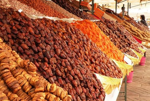 Research to increase the shelf life of dates while mainaining their nutritional value