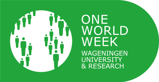 One World Week logo