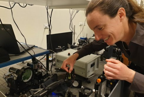 A Vidi grant for the question of 'How flexible is photosynthesis?'